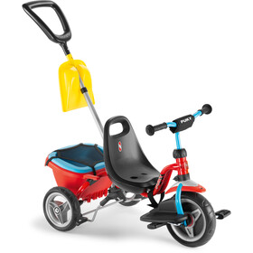 Tricycle Puky CAT SP - Rouge/Bleu